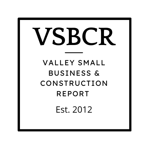Valley Small Business And Construction Report Inc.'s Logo